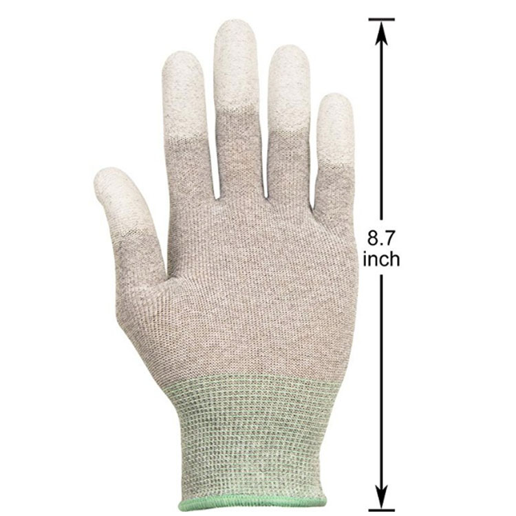 Touch Screen Anti Static Gloves