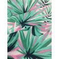 Polyester Bubble Chiffon Printing Woven Fabric