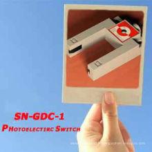 Omron type ascenseur interrupteur photoélectrique SN-GDC-1 U Type forme