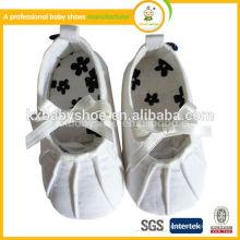 2015 Novo design de alta qualidade mão lona sapatos sapato Bebe sapato