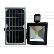 Motion Sensor Sicherheit superhelle LED Solar Solarleuchte