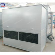Tour de refroidissement humide du compteur GTM-2 de circuit fermé de 10 tonnes Superdyma refroidissant le compresseur de refroidissement de GSHP
