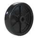 polylefin wheels Black