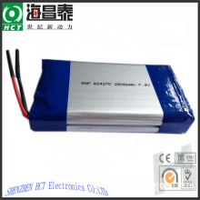 Customized OEM Lithium Ion Lipo Battery Pack