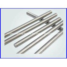 1m -3m Galvanized Threaded Rod Golden Supplier in China