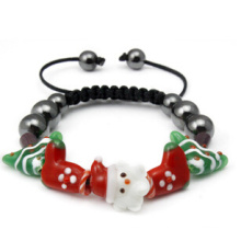 Christmas Jewelry/Christmas Bracelet/Christmas Father (XBL13141)