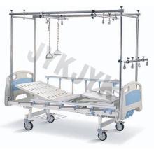 Krankenhaus-Bett -Othopädische manuelle Pflege Bett (Doppel-Tratction)
