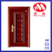 2017 Security Steel Door with Durable Painting China