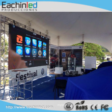 P4.8 rental led display indoor modules ecran led for stage / events / concerts