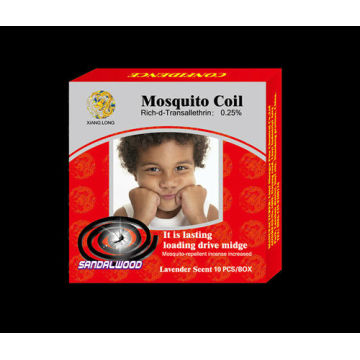 China manufacture noir Mosquito Coil fabricant