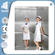 Speed 1.75m / S Hairline Ascenseur de lit en acier inoxydable