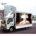 Mobile Truck P5 RGB Outdoor Moving LED Screen