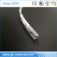 Kundengebundene Größe LED-Leuchten und LED-Streifen PVC-Vierkantrohr