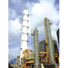 Generador de Nitrógeno / Oxígeno Líquido Criogénico
