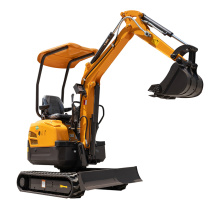 Mini pelle Rhinoceros XN16 1.5ton excavator