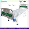 China Supply Cheap Medical Flat Bed with ABS Head/Foot Board