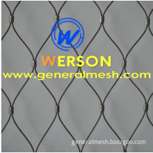 X Tend Stainless Steel Cable Mesh ,AISI 304,316