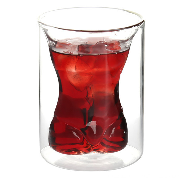 Man Wine Glass Cup