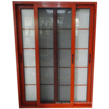Porte de cave en aluminium de haute qualité résistant à l'humidité