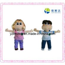 Custom Plüsch gefüllte Mädchen und Boy Dolls (XMD-F030)