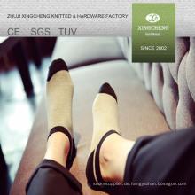 Eco Strumpfwaren Socken Rohr Private Label Socken verwendet lonati Socken Strickmaschinen