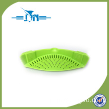 Brand new silicone pot strainer with CE certificate