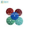 SATC--Abrasive sanding cloth disc for metal & wood polishing