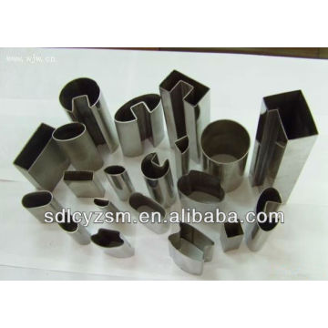 Cold Drawn Special Tube Oval Shape Steel Pipe