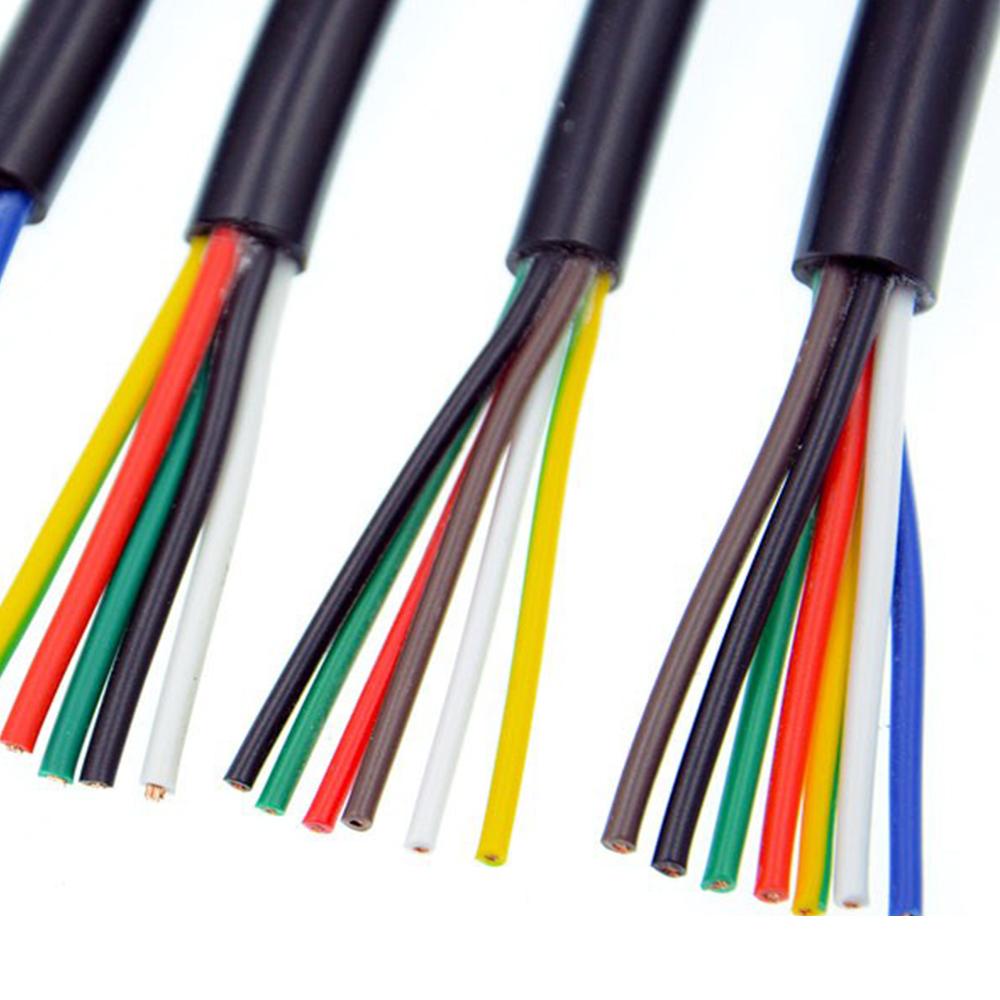 Pvc Sheathed Control Cables