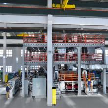 1600/2400/3200/4200MM S PP Spunbond Машины для производства нетканых материалов