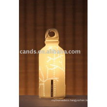 Bottle Shape Creative Home Craft Lamp