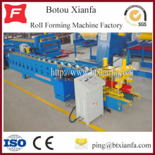Roof Glazed Tile Ridge Cap Tile Roll Forming Machine