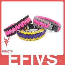 2013 fashion how to make paracord bracelets