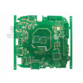 6-layers Multilayer PCB FR4 Tg150 PCB ENIG 3U