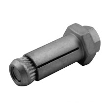 M12X20X55mm Expansion Bolts for Hollow Structural Steel Sections with Galvanizing Plated