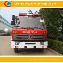 4 * 2 5000L Dongfeng Feuerwehrfahrzeuge
