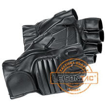 Luvas táticas respirável e flexível com couro Superior