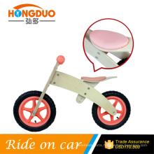2016 New Kids wooden bike,populae lovely wood bike,hot sale good baby bike wholesale (HD-160)