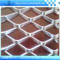 Rede de arame expandida de aço inoxidável usada no teto decorativo