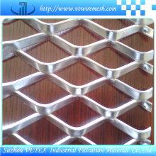 Grillage déployé en acier inoxydable utilisé dans les filtres