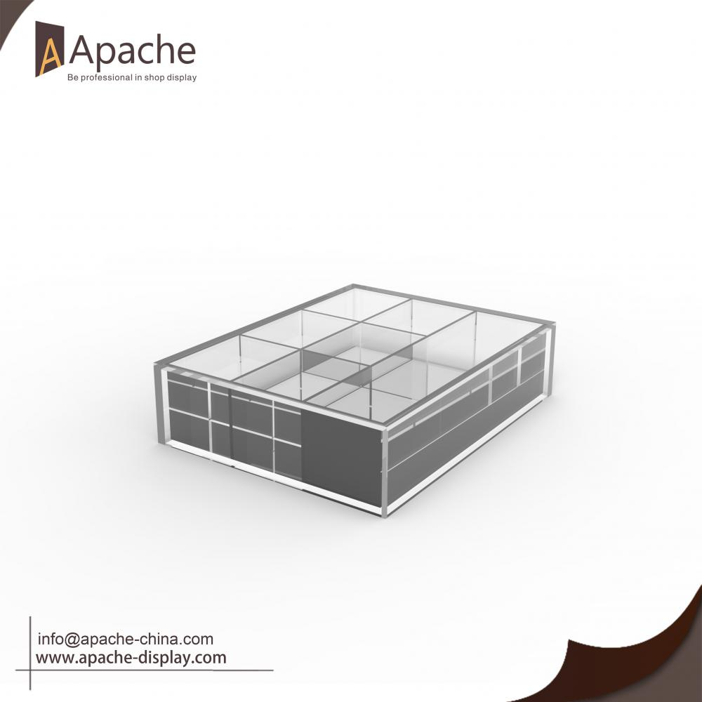 Top Quality Acrylic Box With Velvet