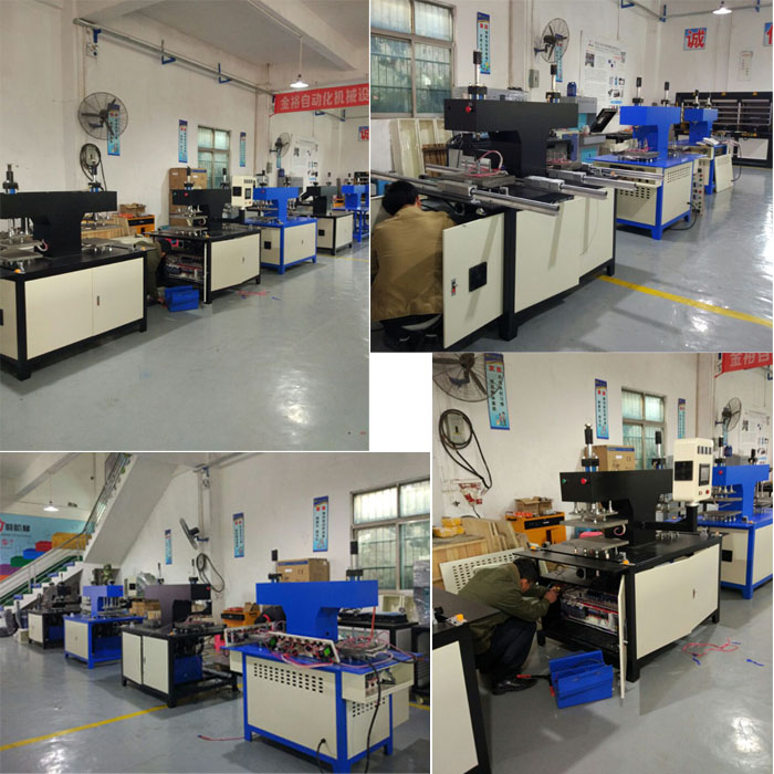 Embossing machine factory99