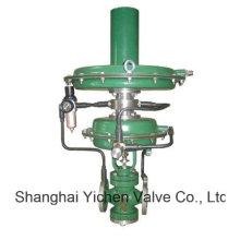 Válvula de control de micro presión de autosuficiencia (zzyp)
