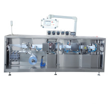 DPT-240/5 High Efficient Oral Liquid Plastic Ampoule Forming Filling and Sealing Machine