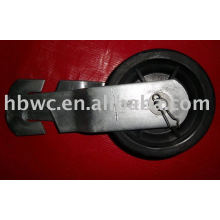 cable power fitting-cable pulley