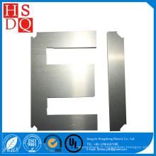 Coeur de transformateur de stratification d'acier inoxydable de silicium avec l'écart