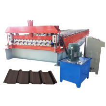 yufa roof panel rolling corrugated machine price
