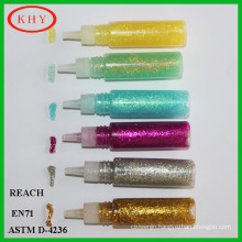 Decoration glitter glue