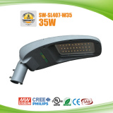 High quality Outdoor street lamps led 35watts with 5 years warranty
