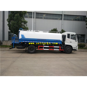 12000 Liters 4x2 Street Water Tank Trucks